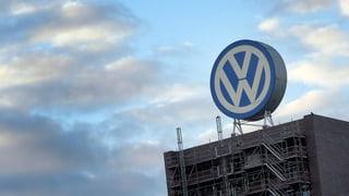 Razzien an mehreren Volkswagen-Standorten