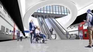 Luzerner Durchgangsbahnhof nimmt nächste Hürde