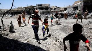 Berichte über Massaker an Zivilisten nehmen zu