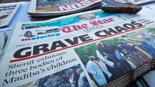Mandelas Familie streitet sich am Sterbebett um dessen Millionen