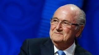 Fifa-Rekurskammer senkt Blatter-Sperre auf sechs Jahre