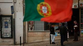 Portugal will wieder auf eigenen Beinen stehen