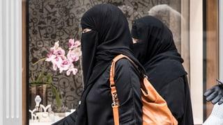 Österreich verbietet Vollverschleierung in der Öffentlichkeit