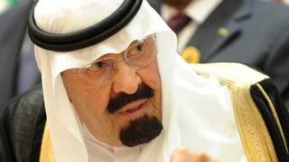 Das Vermächtnis des saudischen Regenten