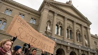 Was, wenn die Schüler nicht mehr fürs Klima streiken?  (Artikel enthält Video)