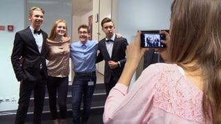 «G&G voll fresh»: Unterwegs mit den Jungtalenten