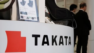 Takata ha annunzià insolvenza