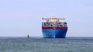 Frachtschiffe – Schmutziger Motor der Globalisierung