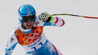 Mayer holt Gold in der Abfahrt - Janka verpasst Medaille
