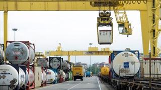 Weitere Impulse für Verlagerung von Gütertransport auf Schiene