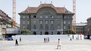 Trotz Milliarden-Verlust der SNB: Geldsegen für Bund und Kantone