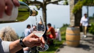 Schweizer trinken weltweit am viertmeisten Wein