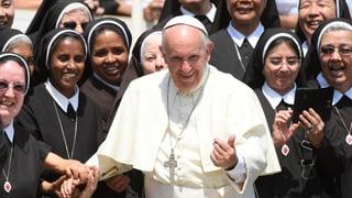 Papst zu Facebook im Kloster: Ausloggen, Amen!