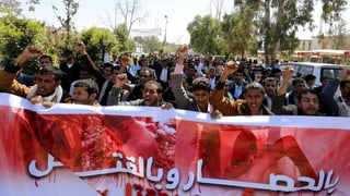 Jemen: 20 Millionen Menschen sind von Hilfslieferungen abhängig