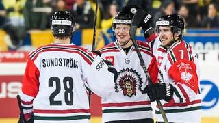 Frölunda Göteborg gudogna Champions Hockey League