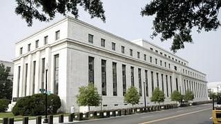 US-Notenbank leitet die Wende ein