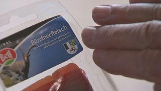 Bündnerfleisch aus Importfleisch: Der legale Etikettenschwindel