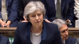 Deutliche Niederlage für May im Unterhaus