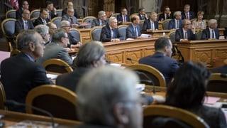 «Die Unionsbürgerrichtlinie ist für den Ständerat untragbar»