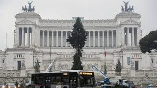 Italiens Regierung erwägt den Verkauf des Tafelsilbers