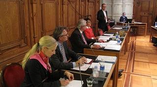 Parlament kürzt Luzerner Stadtregierung den Lohn
