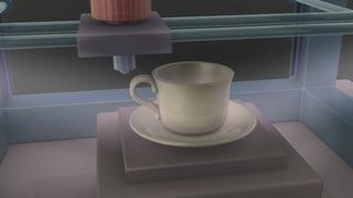 Die Vision vom 3-D-Drucker für daheim