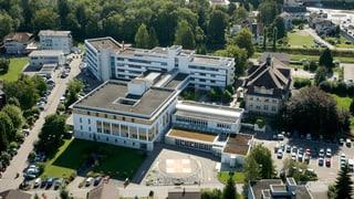Spital Lachen wird mehrheitlich abgerissen und neu gebaut