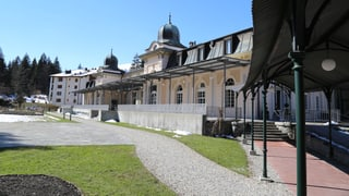 Hotel Waldhaus: Era collavuraturs tutgan tar ils perdents