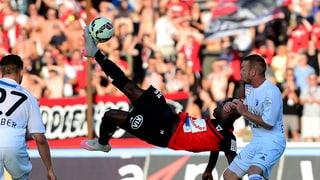Aargauer Fussball-Derby: Viele Besucher und ein Unentschieden