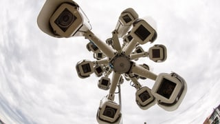 Angriff der Überwachungskameras