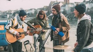 Kapnorth: «Wir haben das Album oben ohne aufgenommen»
