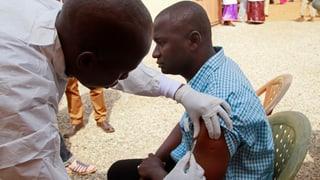 Ebola-Impftests: Hoffnung – aber auch Fragezeichen