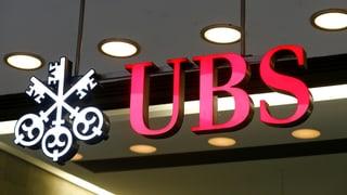 Geldwäscherei-Anklage gegen UBS wird nicht fallen gelassen