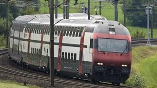 SBB modernisiert Intercity-Züge