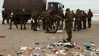 Millionen Plastikteilchen an Nordsee-Stränden angespült