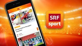 Alle Sport-News auf unserer App