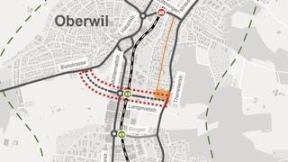 Landrat streitet um 260 Meter Strasse