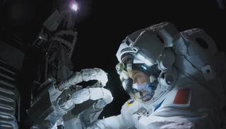 Video «Astronauten im Weltall» abspielen