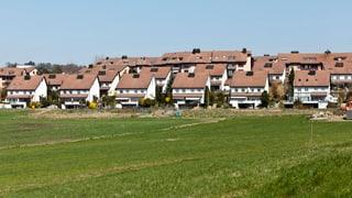 Gute Nachrichten für Aargauer Wohneigentümmer