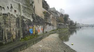 Grosser Rat verzichtet auf Empfehlung beim Rheinuferweg