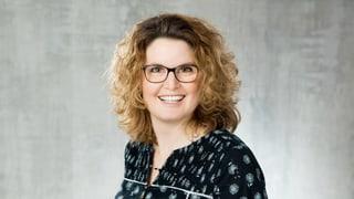 Brigitte Müller ist die neue CVP-Präsidentin