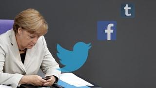 #Merkelphone rollt NSA-Affäre neu auf
