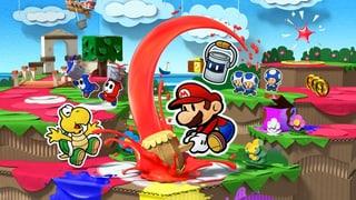 Let's Play Live-Stream: «Paper Mario: Color Splash»