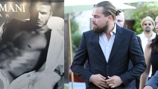 Vom Moppel zum Muskelpaket: DiCaprio will einen Body wie Beckham