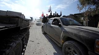 Schlacht um Aleppo scheint geschlagen