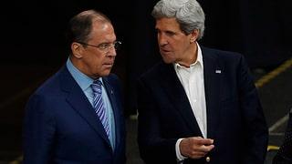 Dunkle Wolken vor versprochener Syrienkonferenz
