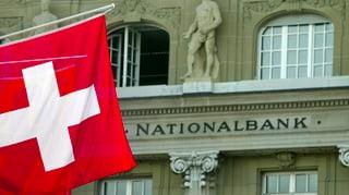 Devisenreserven der SNB steigen kräftig an
