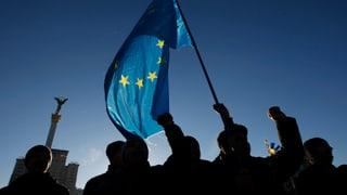 Ukrainische Regierung auf Zickzackkurs
