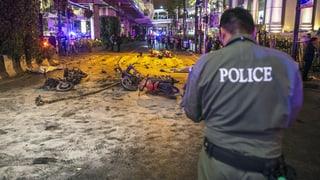 Anschlag in Bangkok: Das Protokoll zum Nachlesen