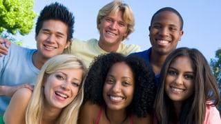 Wie entstanden unsere Hautfarben?